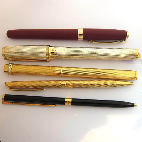 vendre stylo mont blanc paris